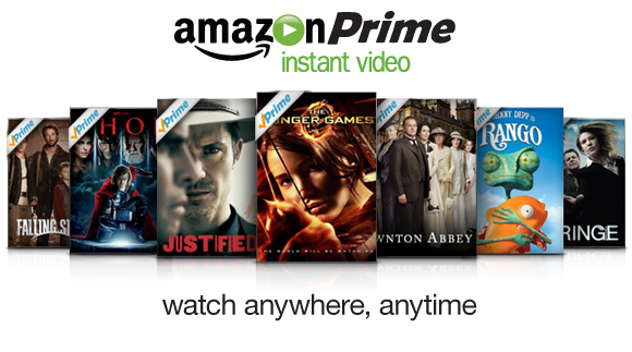 Amazon Prime - Unlimited watching firm