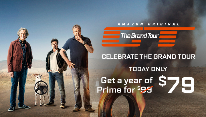 TheGrandTour $79 Offer