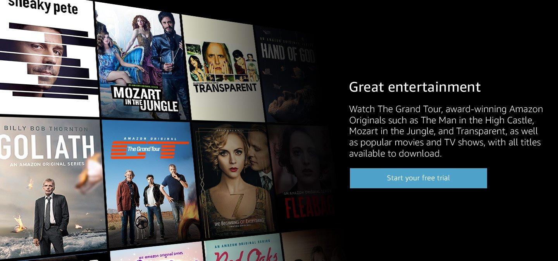 Amazon Com Prime Video Movies Tv
