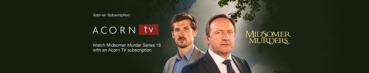 Watch Midsomer Murder Series 18 with an Acorn TV subscription.