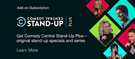 Comedy Central Stand-Up Plus