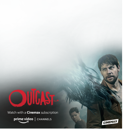 Gold box deals todays deals amazon watch outcast season 2 with cinemax on prime video channels fandeluxe Gallery