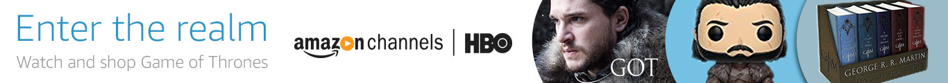 Watch and shop Game of Thrones on Amazon