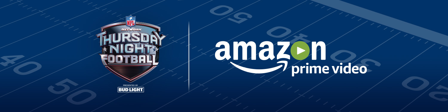 Thursday Night Football on Amazon Video