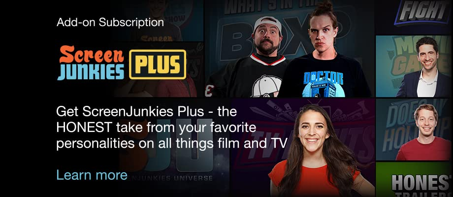 ScreenJunkies Plus