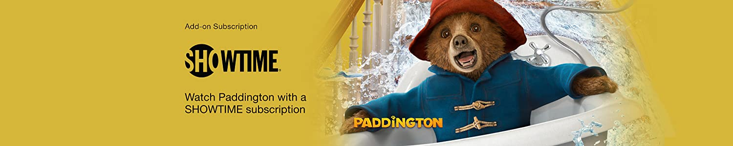 Watch Paddington with a SHOWTIME subscription.