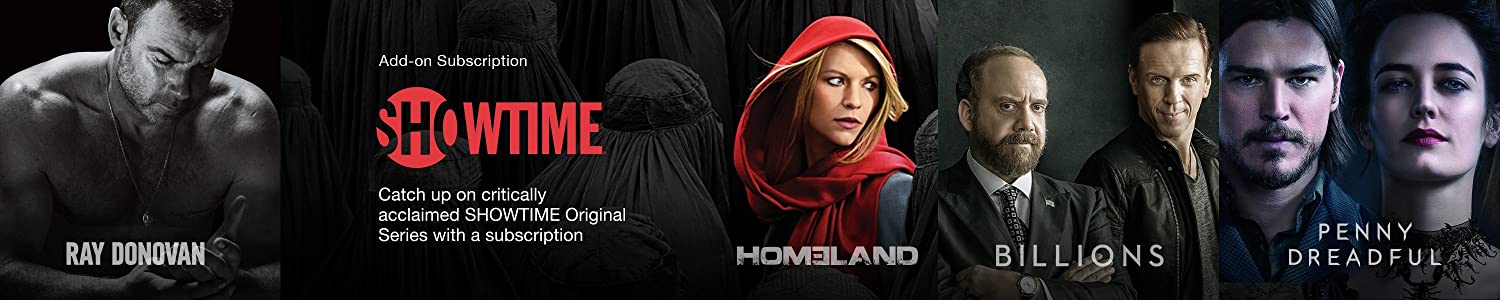 Catch up on critically acclaimed SHOWTIME Original Series with a subscription