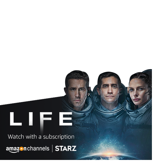Watch Life on Starz with Amazon Channels