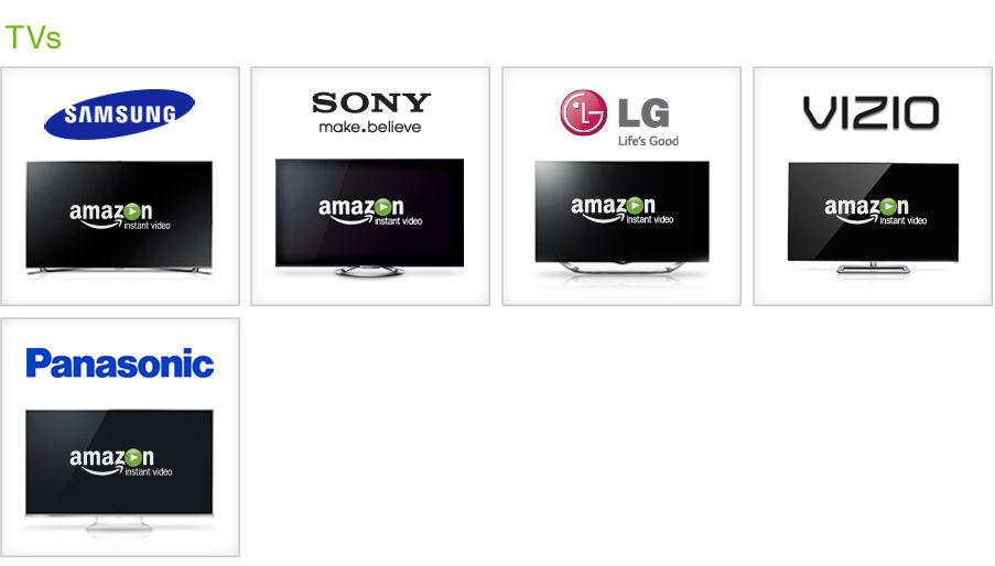 amazon my tv