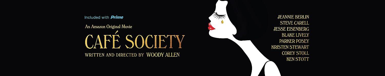 """""""Cafe Society"""""""