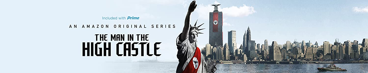Watch The Man in the High Castle Season 1, exclusively on Prime Video