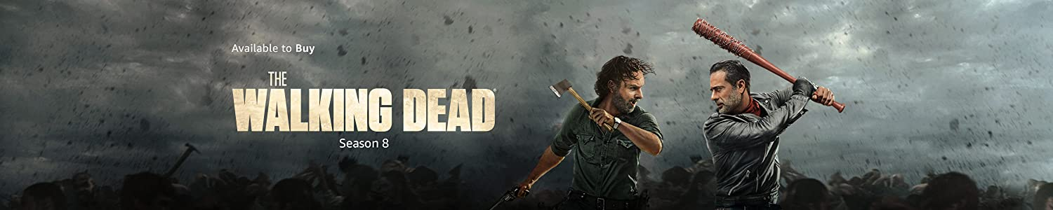 The Walking Dead Season 8 available to buy