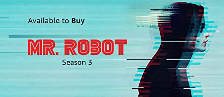 Mr. Robot season 3 available to buy