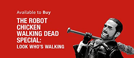 Robot Chicken Walking Dead Special available to buy