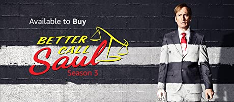 Better Call Saul Season Three Available to Buy
