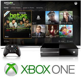 amazon instant video on your xbox one. Black Bedroom Furniture Sets. Home Design Ideas