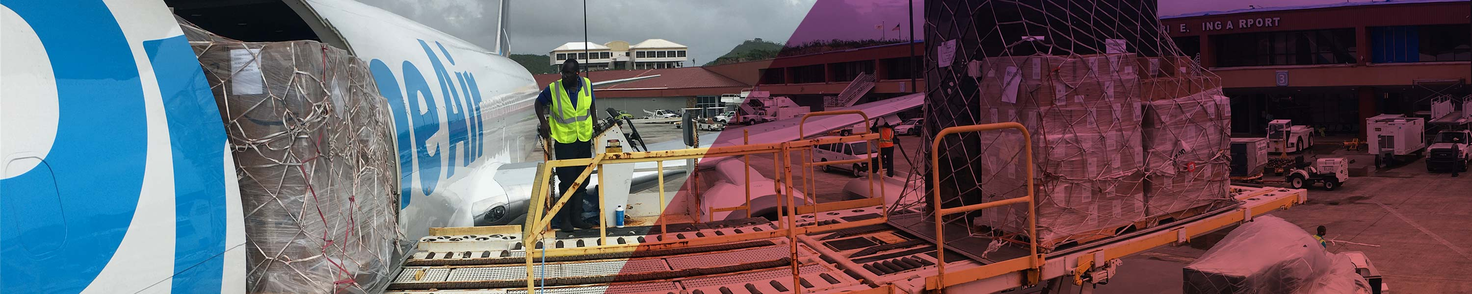 Relief is on its way. Help us fill more planes for the Bahamas.