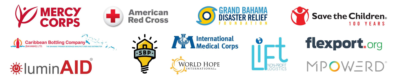 Dorian partner logos