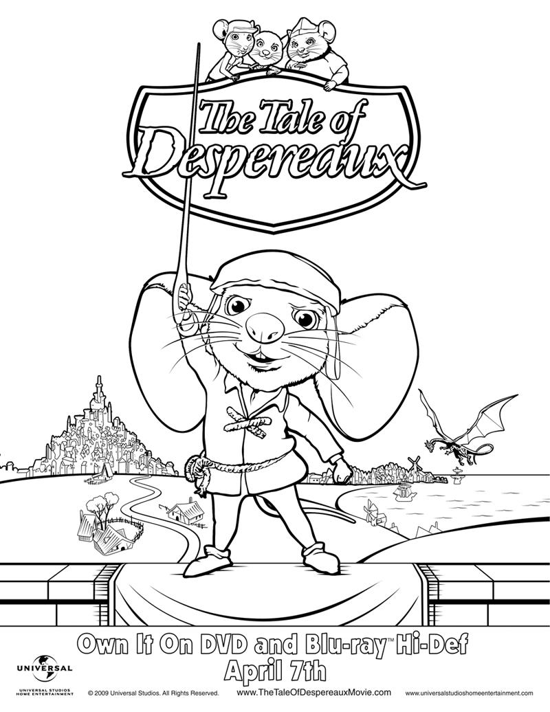 The Tale of Despereaux AmazonFresh