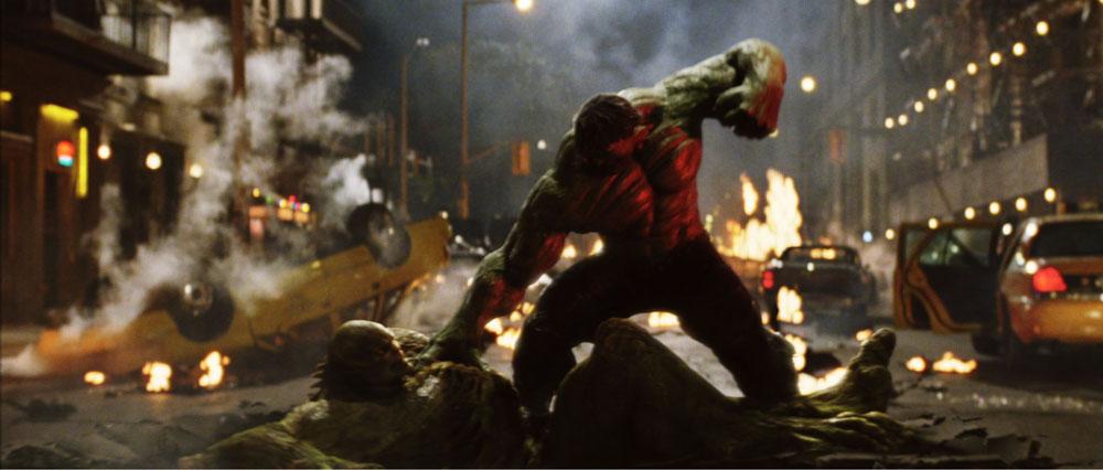 Risultati immagini per the incredible hulk 2008