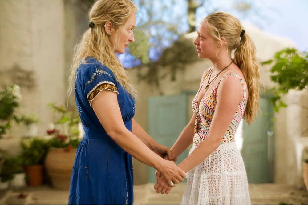 Amazon.com: Mamma Mia! The Movie (Widescreen): Meryl
