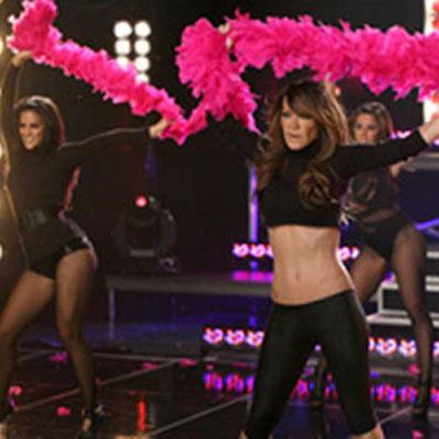 LIZZIE: Carmen electra fit to strip torrent