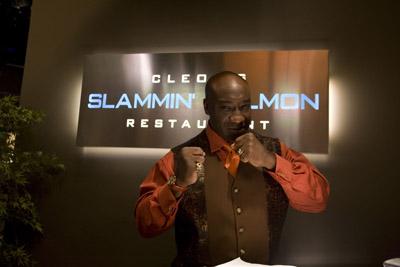 Amazon.com: The Slammin' Salmon: Michael Clarke Duncan, Jay ...
