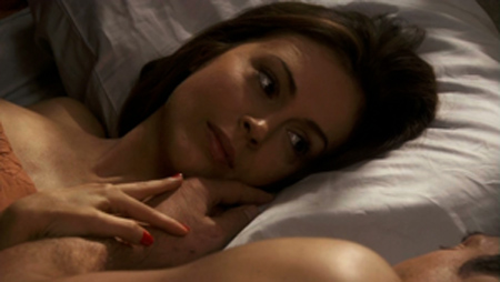 Alyssa milano hugo pool love scene - 1 part 6