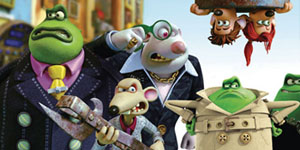 Amazon.com: Flushed Away (Widescreen Edition): Hugh ... | 300 x 150 jpeg 18kB
