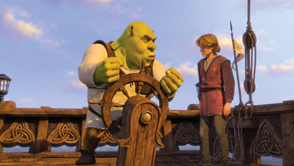 Amazon com: Shrek the Third (Widescreen Edition): Eddie