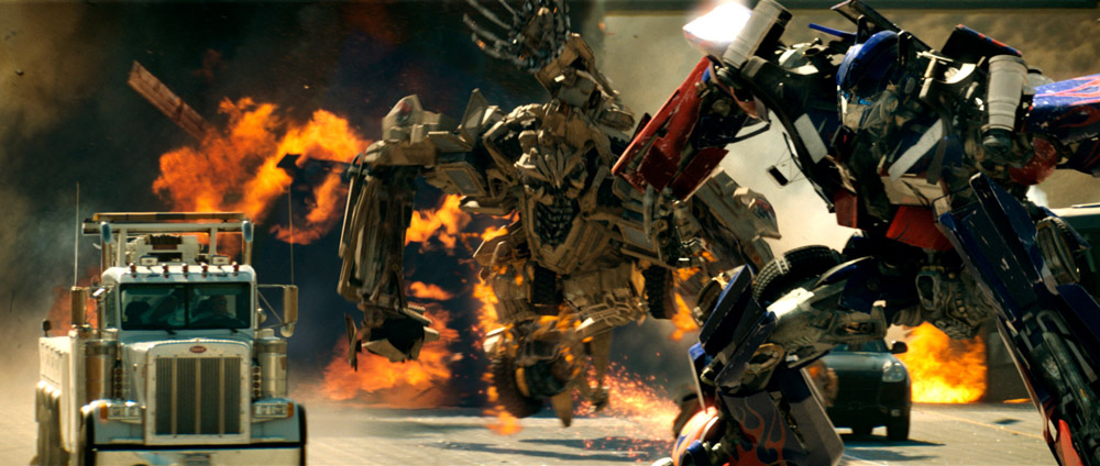 Amazon.com: Transformers: Shia Labeouf, Megan Fox, Jon