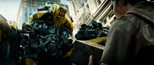 Thanks to Javier for sending me this new pic of Bumblebee talking to Spike who appears to the...