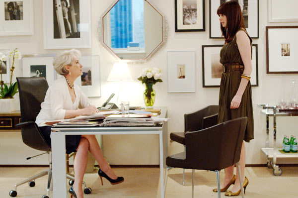 The devil wears prada on movie synopsis and info