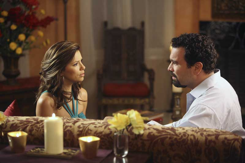Stills from Desperate Housewives: The Complete Fourth Season (Click
