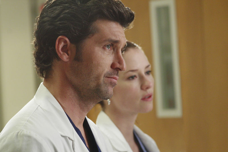 Amazon Greys Anatomy Season 4 Blu Ray Patrick Dempsey