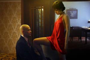Hitman movie sex scene
