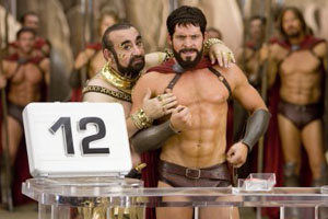 meet the spartans pit of death