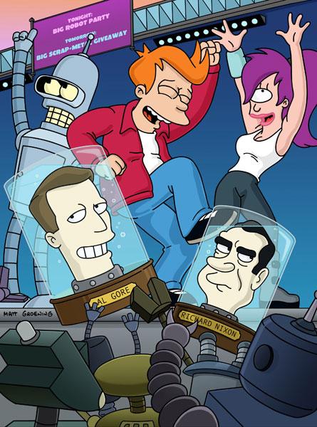 Amazon Com  Futurama  The Complete Collection  Matt Groening  Katey Sagal  Billy West  Phil