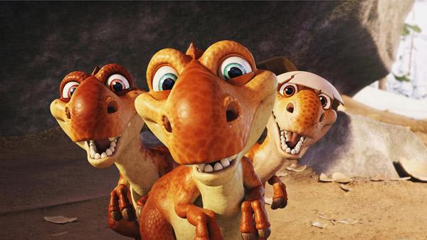 Amazon.com: Ice Age: Dawn of the Dinosaurs (Blu-ray / DVD + Digital
