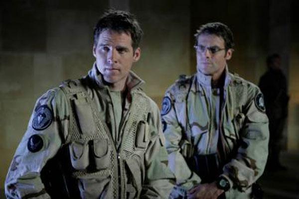 Amazon.com: Stargate: Continuum: Ben Browder, Michael Shanks, Amanda Tapping, Christopher Judge ...