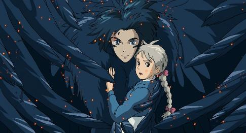 Amazon.com: Howl's Moving Castle: Jean Simmons, Christian