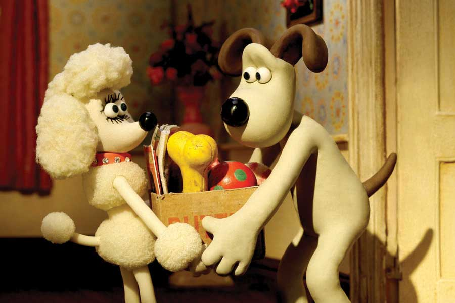 Amazoncom Wallace And Gromit A Matter Of Loaf Or Death