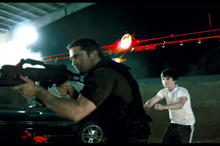 Amazon com: Gamer [Blu-ray]: Gerard Butler, Amber Valetta