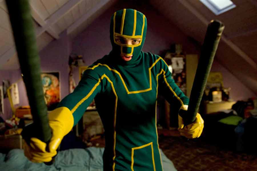 Kick-Ass - Trailer - YouTube