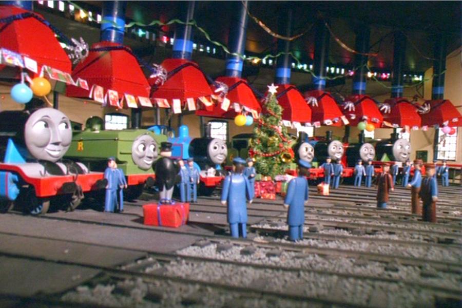 Amazon.com: Tho-holiday Express: Thomas & Friends: Movies & TV