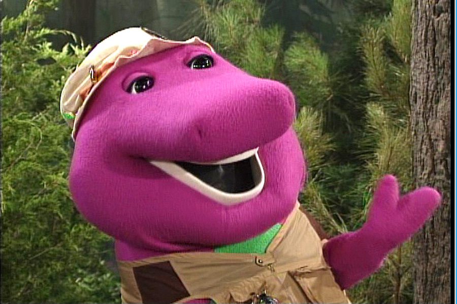 barney sing and dance with barney barney movies tv