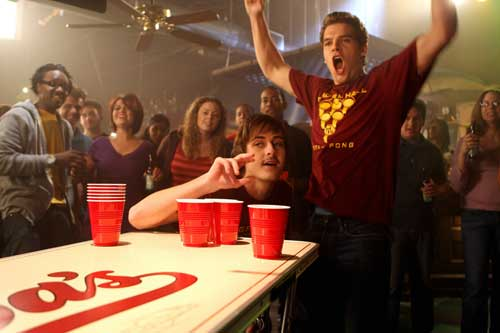Image result for boys beer pong