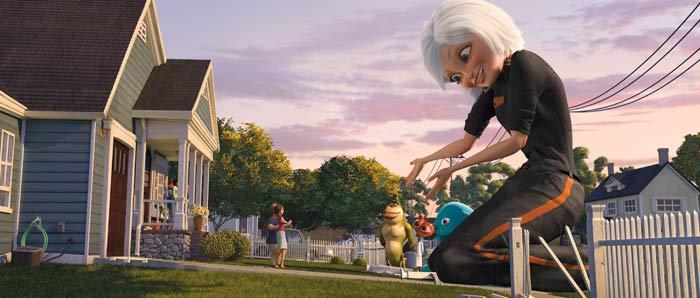 Amazon Com Monsters Vs Aliens Blu Ray Reese