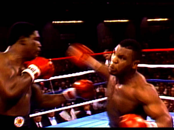 Stills from Tyson (Click for larger image)