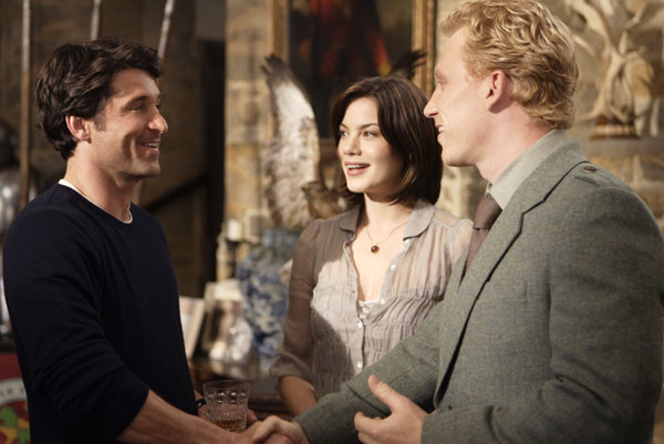Amazoncom Made Of Honor Patrick Dempsey Michelle Monaghan Kevin